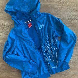 Boys Nike Windbreaker Sweater